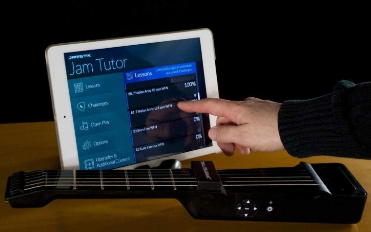 The Guitar for your iPad