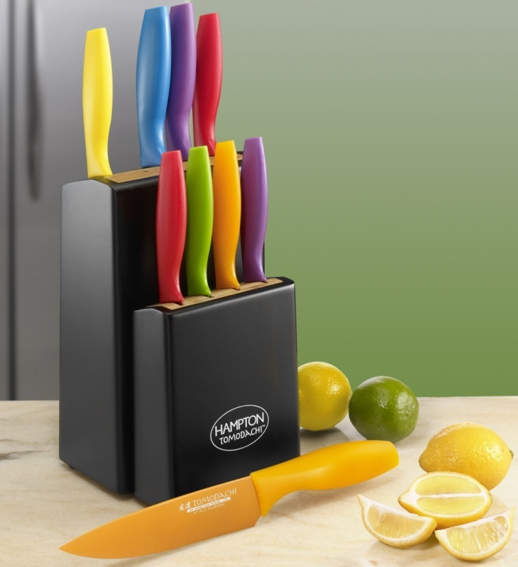 Tomodachi Cutlery Set with Block