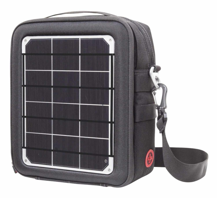Voltaic Switch 6-Watt Solar Charger and 4,000mAh Rechargable Battery