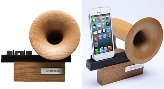 chinon-legato-iphone-speaker-dock-horn-ch-ps840-1