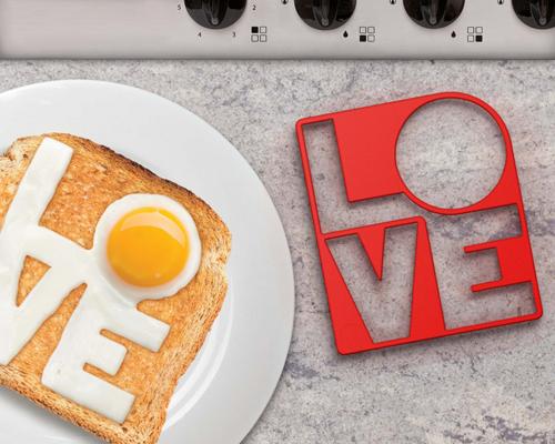 love egg mold