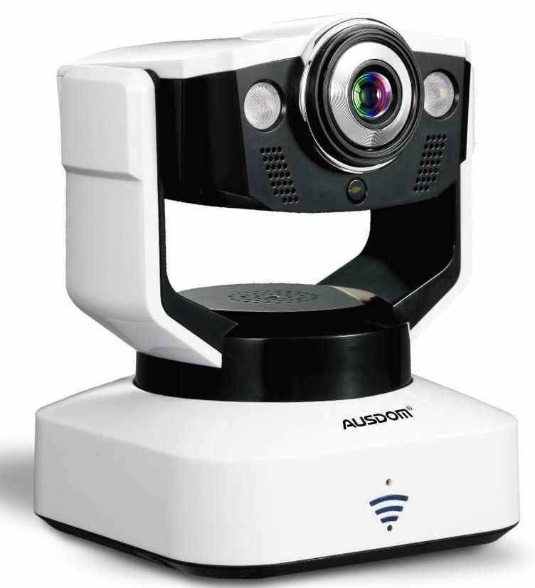 security surveillance  Camera Wireless PanTilt Baby Monitor