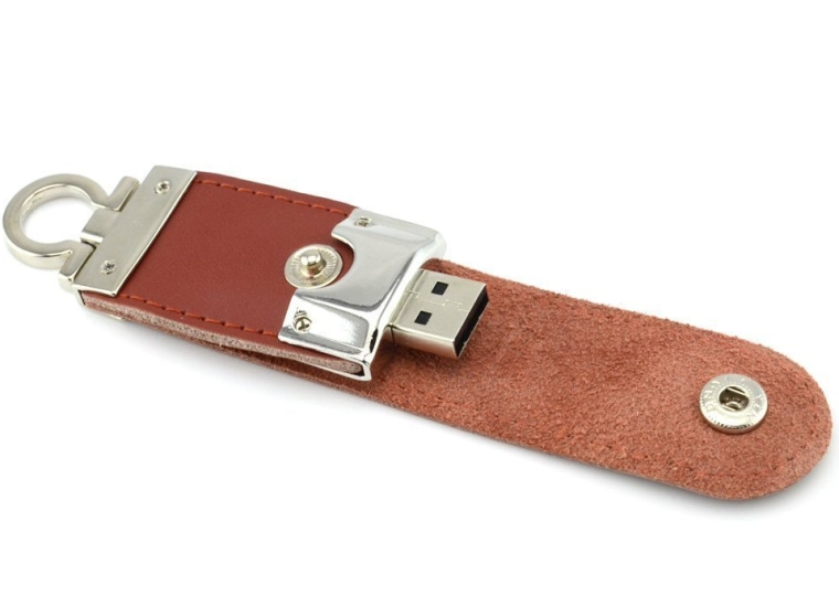 usb 3.0 flash drives 64gb USB 3.0 PU Leather Body with Buckle