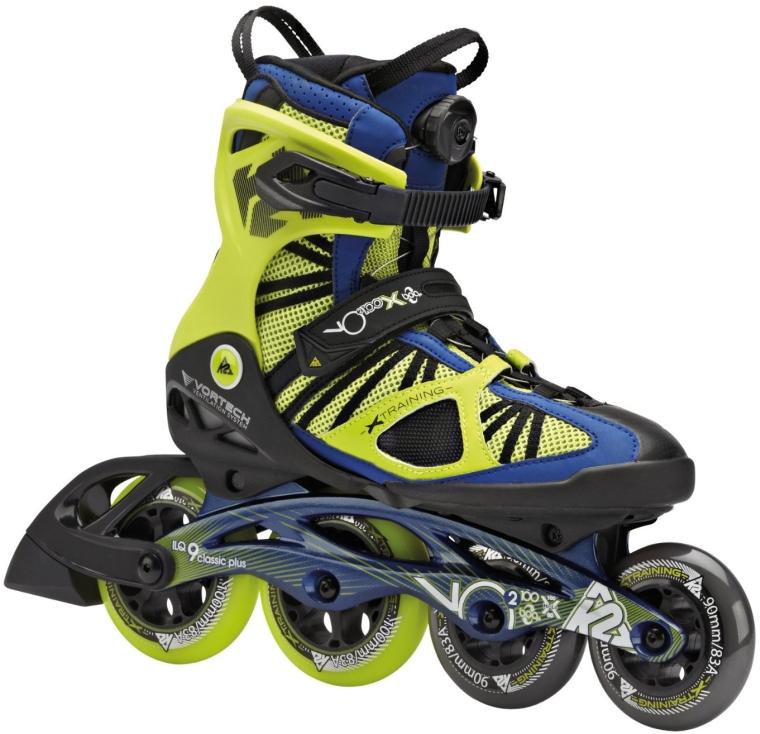 100 X Boa Inline Skates