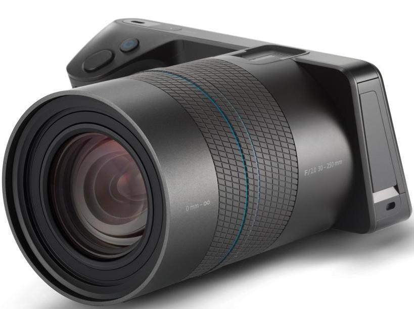 40 Megaray Light Field Camera
