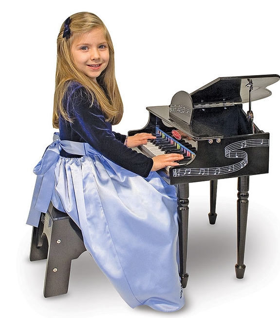 Baby Grand Toy Piano