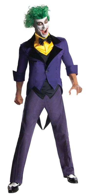 Costume Mens Dc Super Villains Adult Joker