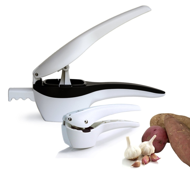 Culina Potato Ricer and Garlic Press Deluxe Set