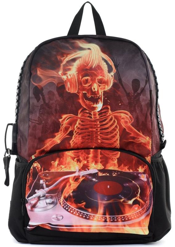 DJ Flames Backpack