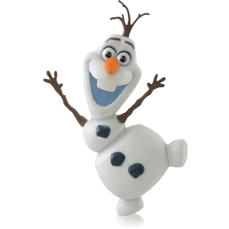 Disney Frozen 2014 Hallmark Keepsake Ornament