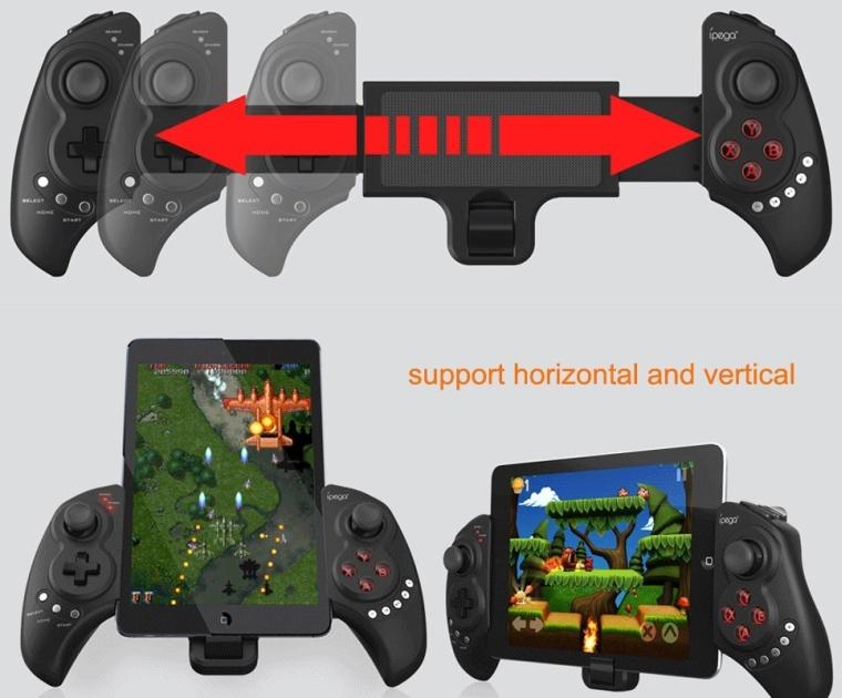 Game Controller Portable Bluetooth Wireless Gamepad Joystick