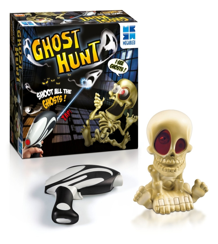 Ghost Hunt Interactive Laser Game