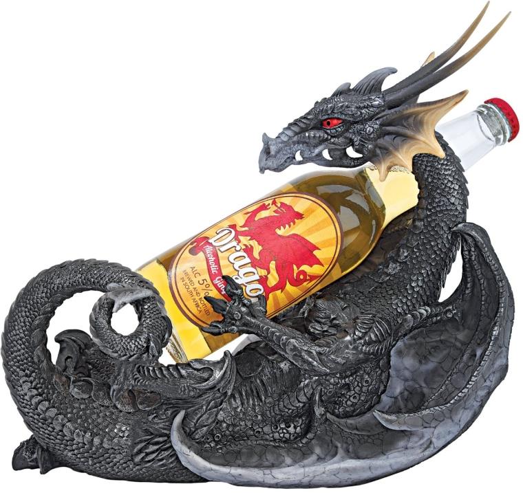 Gothic Dragon Beverage Holder