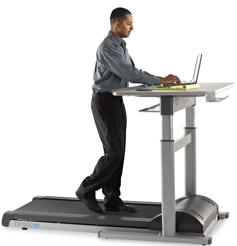 LifeSpan  Desktop Treadmill