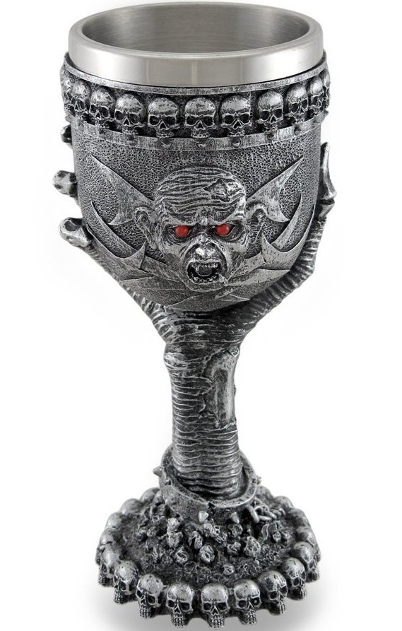 Red Eyed Zombie Goblet