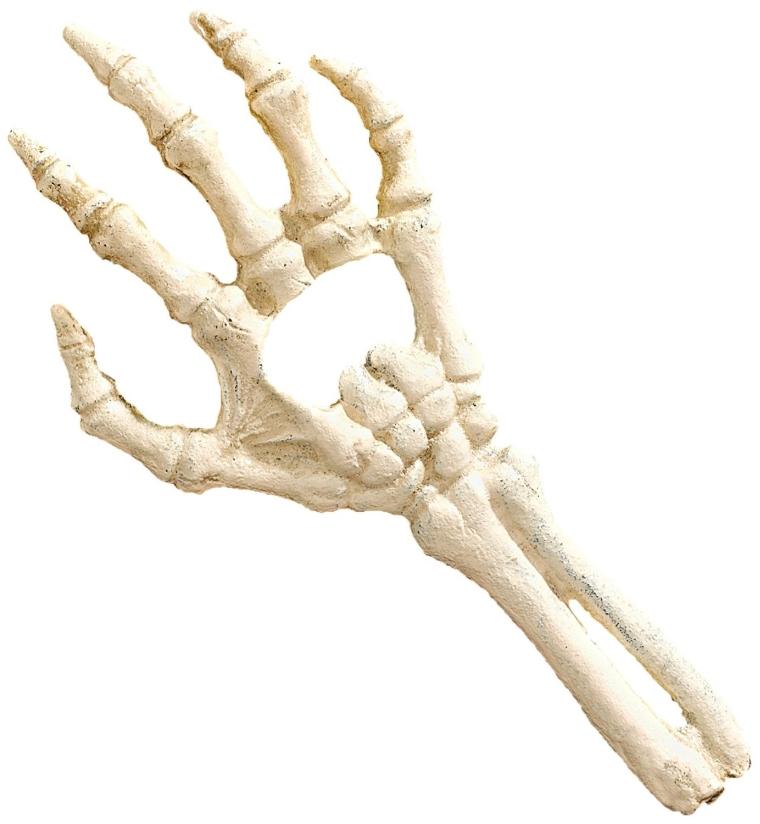 Skeleton Ghost Hand Bottle Opener
