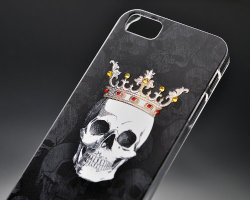 Skull Handcrafted Luxury Case Cover for iPhone 6 Plus