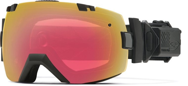 Smith IOX Elite Turbo Fan Snow Goggle