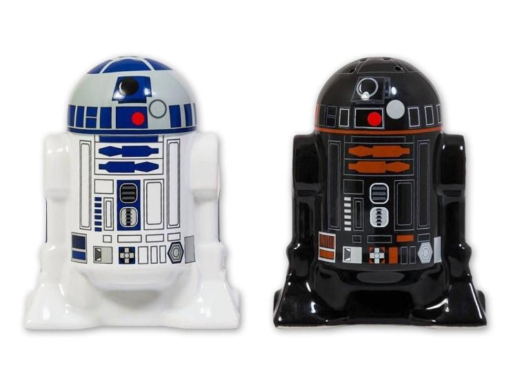 Star Wars Salt and Pepper Shaker R2-D2