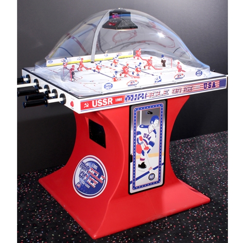 Super Chexx Bubble Hockey Table