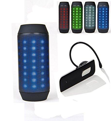 Superstar Wireless LED light Bluetooth Speaker