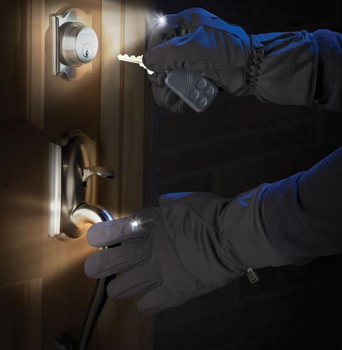 The Light Casting Gloves