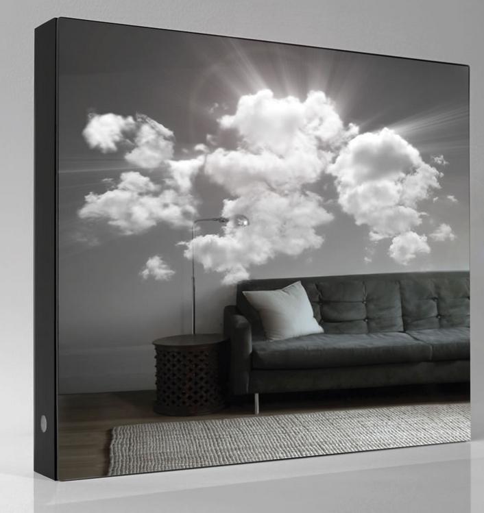 The Mirror Or Luminous Sky Portal