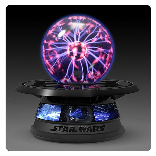 Uncle Milton Force Lightning Energy Ball Star Wars Science Kit