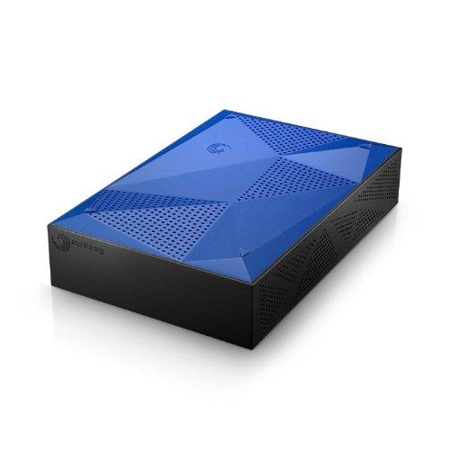 5TB Desktop External Hard Drive with Mobile Device Backup USB 3.0