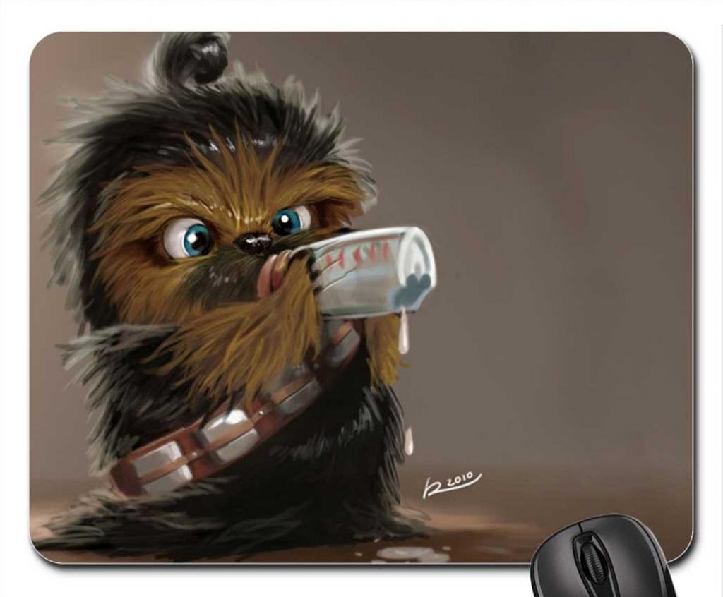 Baby Chewie Mouse Pad, Mousepad