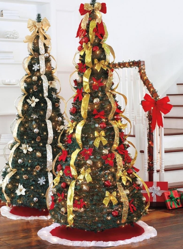 Deluxe Pop-Up Christmas Tree