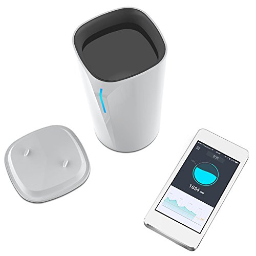 First Smart Cup Drinking Water Reminder Hydration Monitor Mug