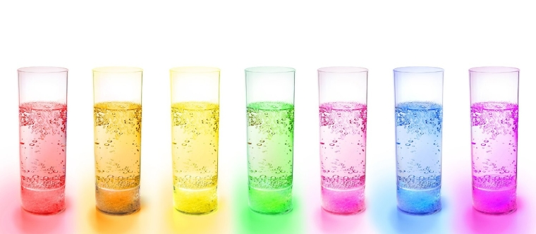 Glow Glass Waterproof Multi Color LED Light-Up Wine Cup