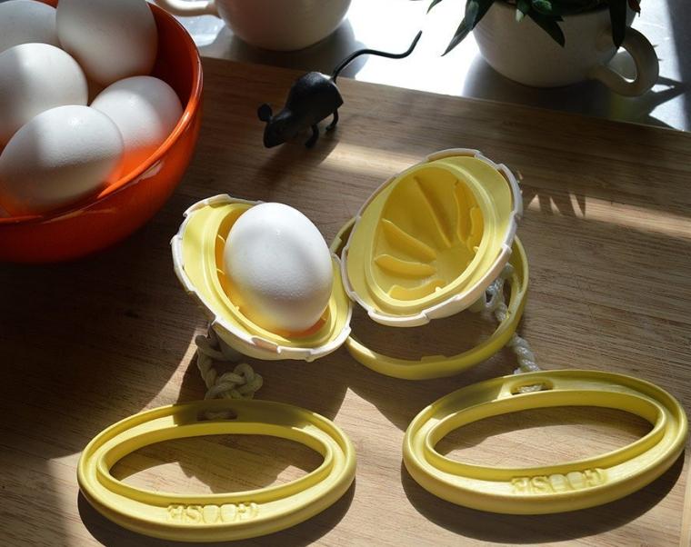 Golden Goose In-Egg Scrambler