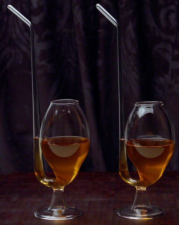 Handcrafted Brandy Glasses