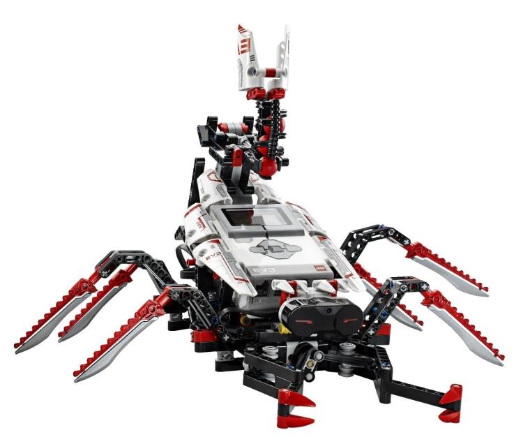 LEGO MINDSTORMSProgrammable EV3 Customizable Robot w Sensors