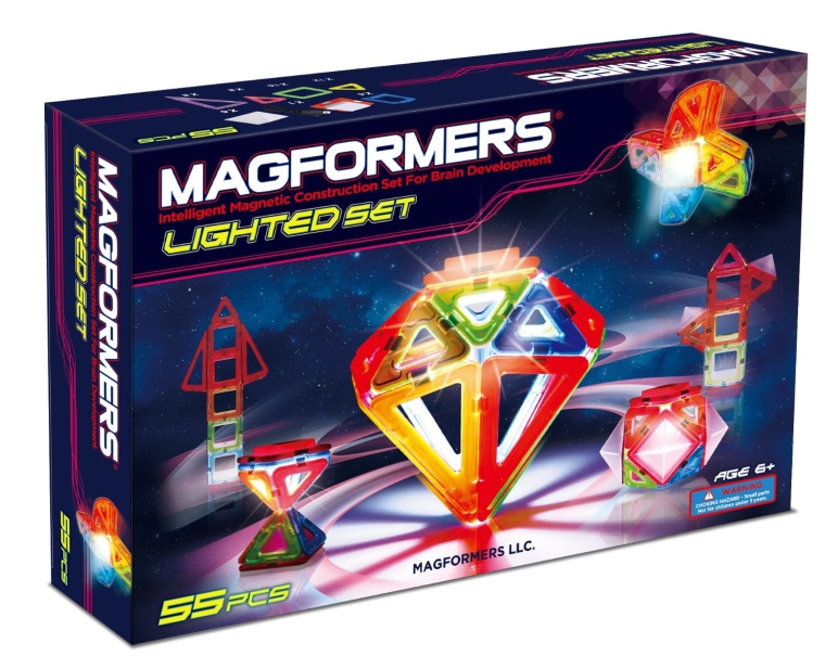 Magformers Lighted Set