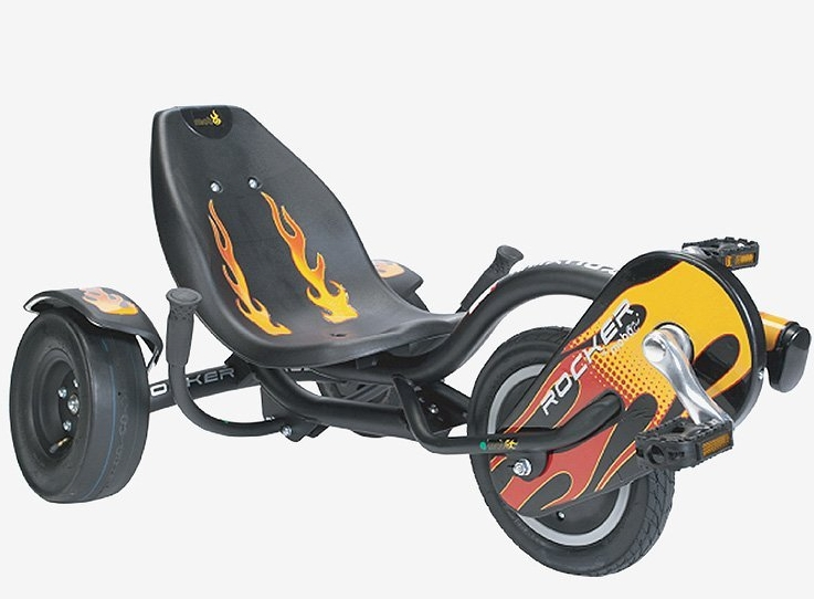 Mobo Cruiser Rocker Tricycle
