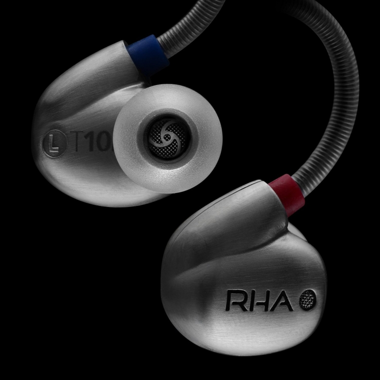 Noise Isolating In-Ear Headphone with Remote and Microphone