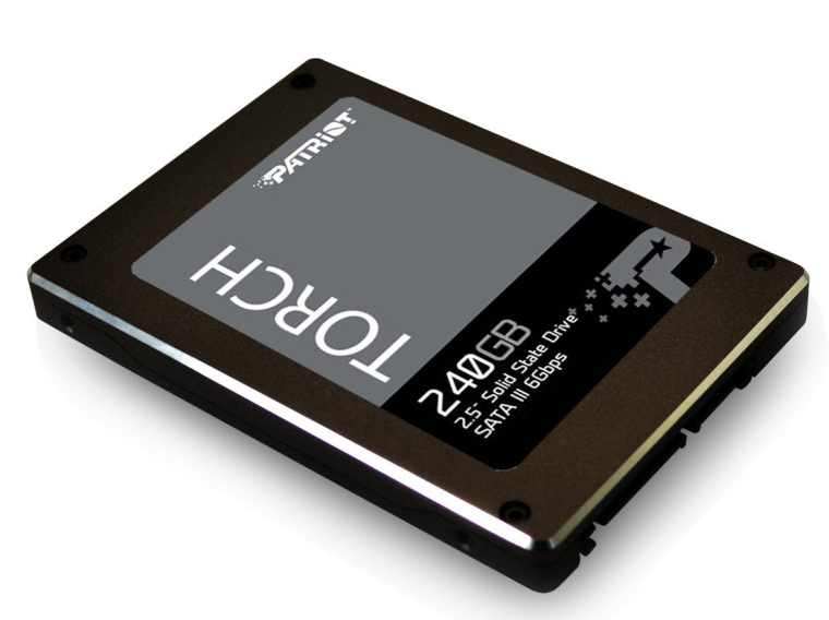 Patriot Torch 240GB SATA 3 2.5 (7mm height) Solid State Drive