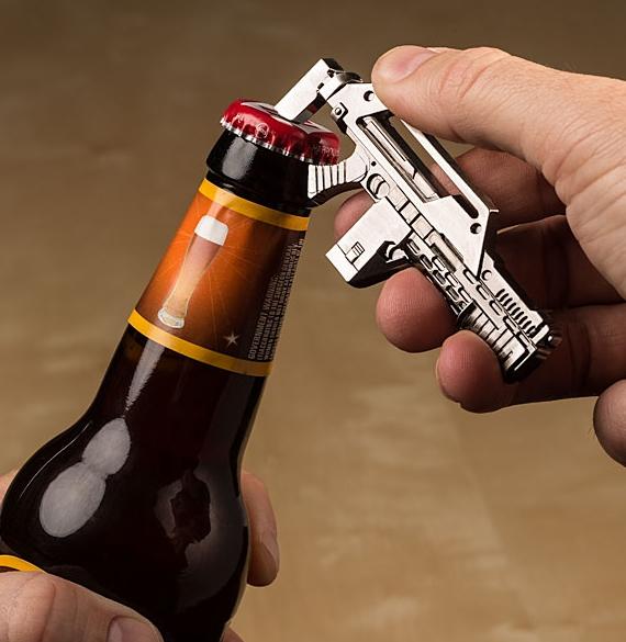 Rifle Bottle Opener