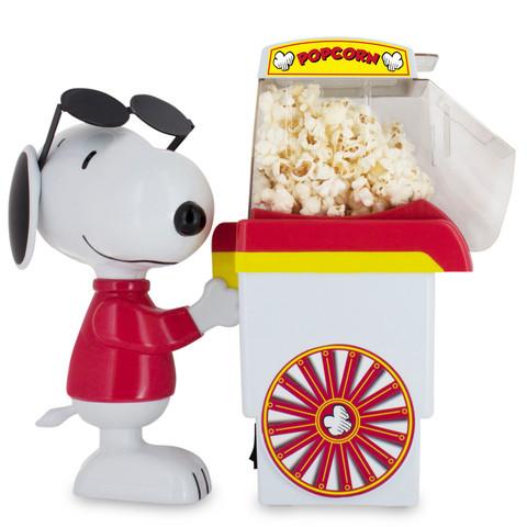 Smart Planet Pnp1 Snoopy Popcorn Popper Push Cart