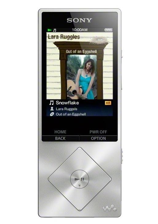 Sony  Hi Res Walkman Digital Music Player
