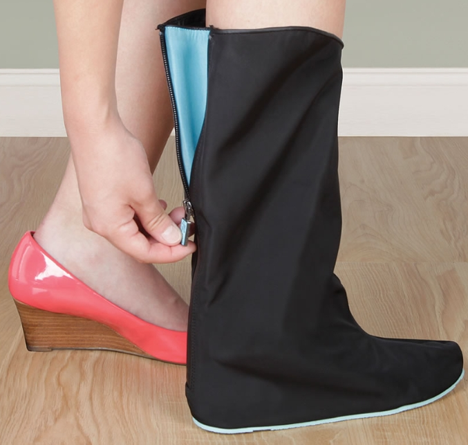 The Lady's Dress Overshoes