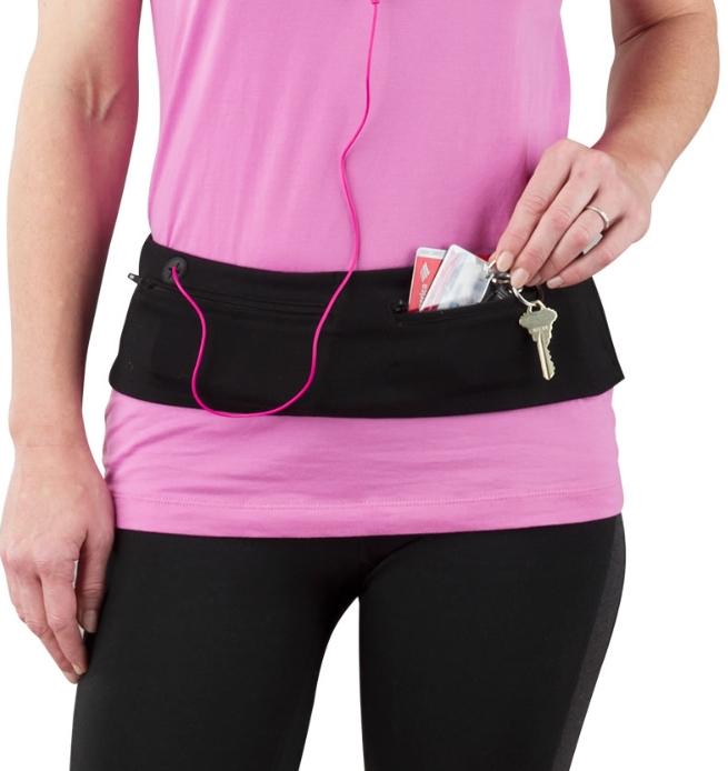 The Workout Carryall Belt