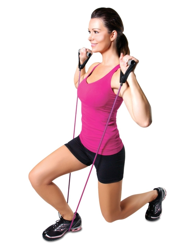 Tone Fitness Long Resistance Tube