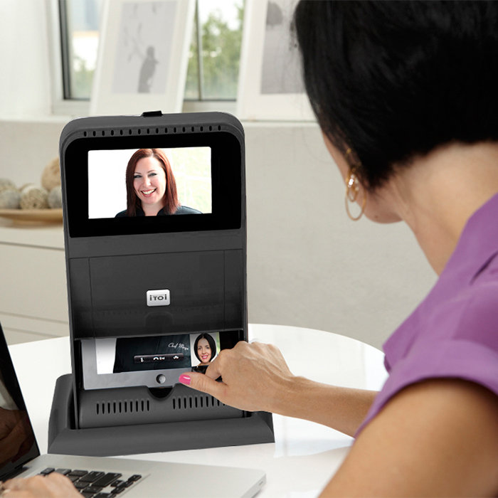 Video Booth for iPadTablet