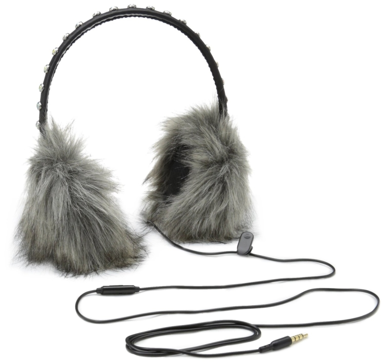 Women's Hi-Tech Glamour Girl Earmuffs