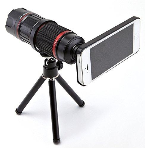 Zoom Mobile Phone Telephoto Lense Optical Magnification Micro Telephoto Telescope for Iphone 6