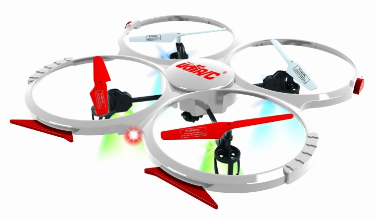CH 6 Axis Gyro RC Quadcopter 818A with Camera